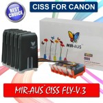 CISS של CANON MP560 זבוב-S55 2008
