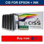 CISS FOR EPSON T30 73N FLY-V.3