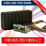 CISS FOR EPSON R2880 MBOX-V.2 ( 8 colours )