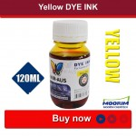 120ML High Quality YELLOW DYE INK