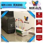 CISS FOR  EPSON RX690 MBOX-V.2