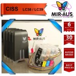 CISS FOR BROTHER LC38 FLY-V.3 DCP-395CN