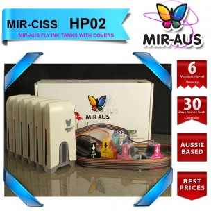 CISS FOR HP 02  FLY-V.3