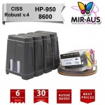 CISS Ink supply HP 8600 8100 | 950XL