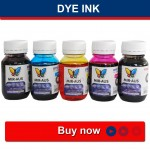 For CANON, High Quality Dye and Pigment Refill Ink 5X120ml 
