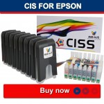 CISS FOR EPSON R1800 FLY-V.3