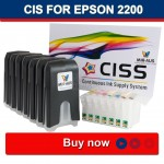 CISS FOR EPSON 2200 FLY-V.3