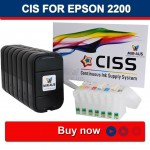 CISS &#1513;&#1500; EPSON &#1506;&#1489;&#1493;&#1512; 2200 MBOX-F887 1977