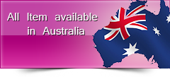 all item avalable in australia