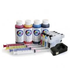 Refillable ink cartridges for MFC-J6545DW