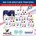 Ricarica inchiostro DYE per fratello