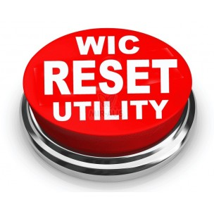 Waste Ink Counter reset utility