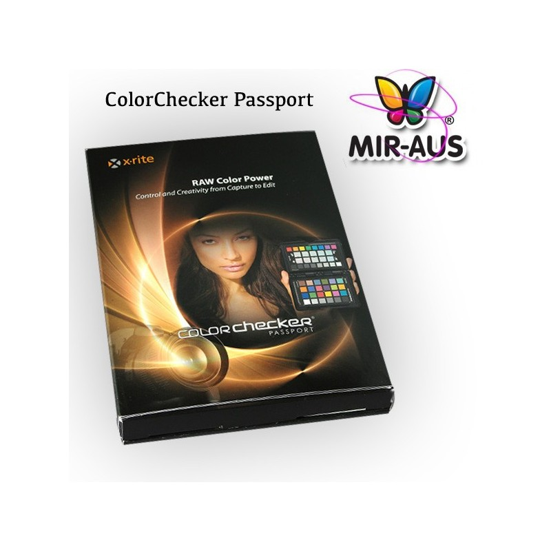 X Rite Colorchecker Passport Digital Camera Calibrator