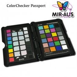 X-rite ColorChecker דרכון