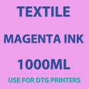Textile CYAN Ink 1000ml for DTG printers