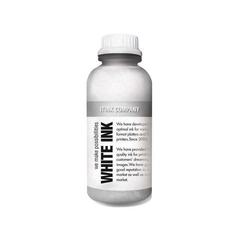 Textile blanc encre 1000ml pour imprimantes DTG