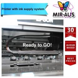 Принтер с системой подачи чернил