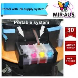 Impressora com sistema de alimentação de tinta
