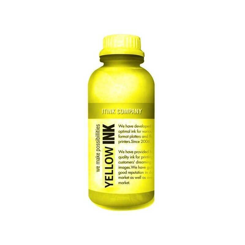 Textile YELLOW Ink 1000ml for DTG printers