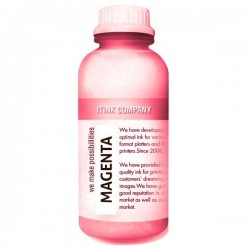 Textile MAGENTA Ink 1000ml for DTG printers
