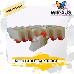 REFILLABLE CARTRIDGE FOR CANON i9950 pro 9000