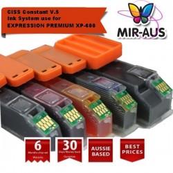 CISS per Epson Expression Premium XP-700