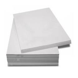 Folhas de papel lustroso elevado 80 de duplo lado de 155G a4