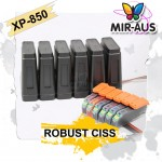 Robust CISS suits Epson Expression Photo XP-850 850