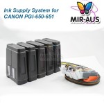 Ink Supply System for CANON MG6460