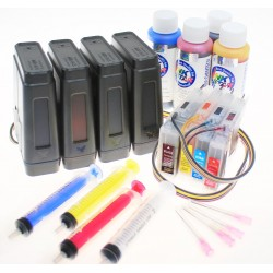 Ink Supply System -  CISS BROTHER DCP-J925DW
