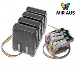 Sistema de abastecimento de tinta ternos irmão MFC-J470DW