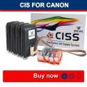 CISS TIL CANON MP700 FLYVE-V.3