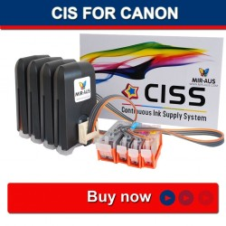 CISS של CANON MP700 זבוב-S55 2008