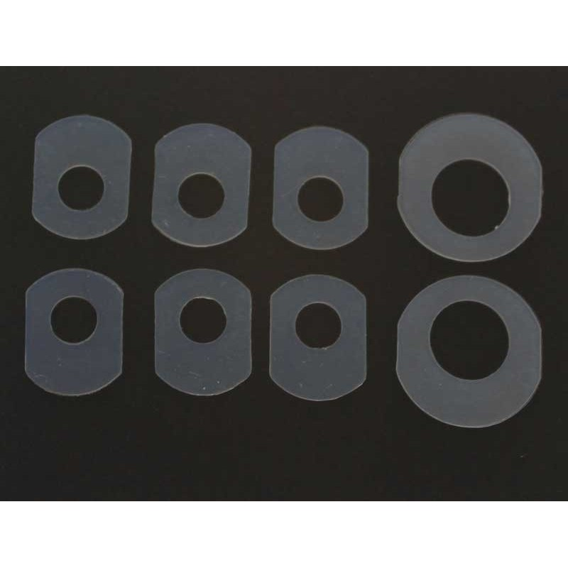 8 PCS Silicone Washer Seal Pad for HP or Canon