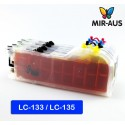 Isi ulang tinta kartrid cocok untuk saudara MFC-J4510DW