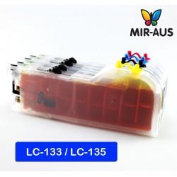 Genopfyldelige blækpatroner passer til Brother MFC-J4510DW