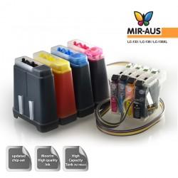 Sistema de suministro de tinta se adapte hermano MFC-J650DW
