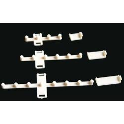 Tube PVC CISS / hose holder