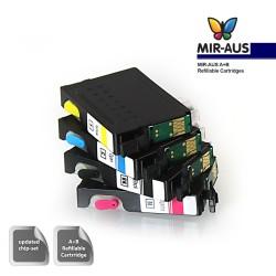 Refillable tinta cartridge 645 tenaga kerja