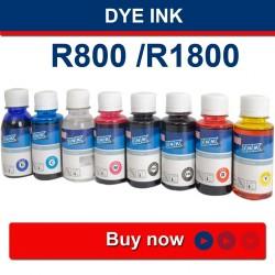 TINTE recarga tinta R800/R1800