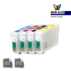 Cartouches rechargeables pour Epson Expression Accueil XP-310