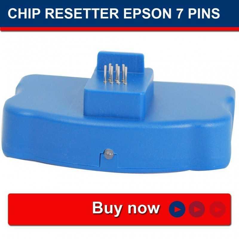 שבב Resetter עבור EPSON 7 פינים