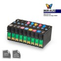 Refillable ink cartridge EPSON R2880 9 colours