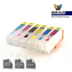 Combinaisons de cartouches d'encre rechargeables Epson Expression Photo XP-850 850