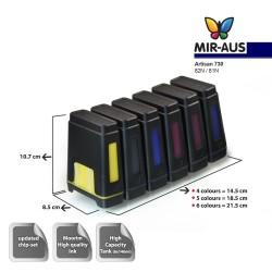 Sistemas de suministro continuo de tinta para Epson expresión Premium XP-700