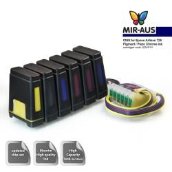 Sistema di alimentazione - CISS per Epson Artisan 725 dell'inchiostro 82N