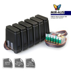 Ink Supply System - CISS for Epson Artisan 725 82N