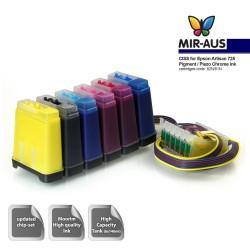 Ink Supply System - CISS für Epson Handwerker 725 82N