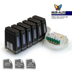 Système d'alimentation - CISS pour Epson Artisan 835 d'encre 82N