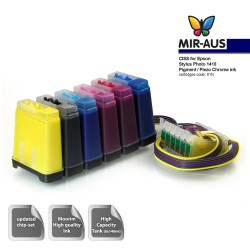 Ink Supply System , CISS suits Epson 1410